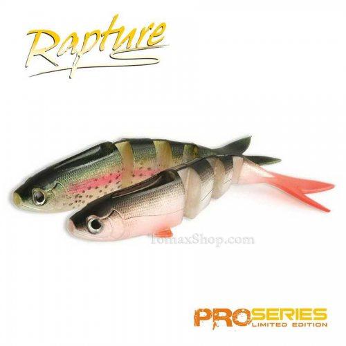 Силиконова рибка RAPTURE SWIMMY 9см - Риболовни принадлежности TomaxShop ®