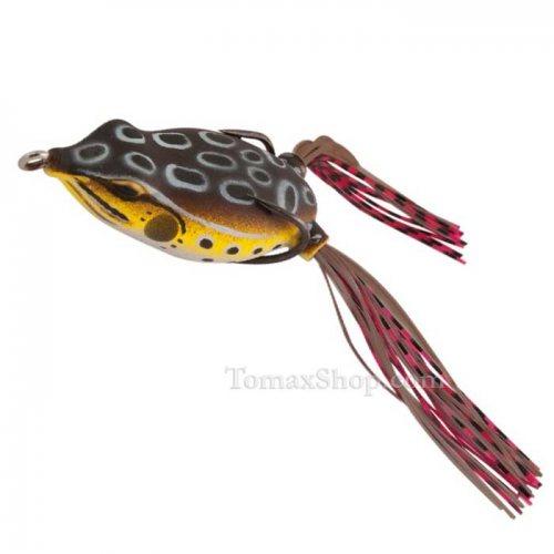 Силиконова жабка RAPTURE DANCER FROG LEOPARD MUD 5.5см - Риболовни принадлежности TomaxShop ®