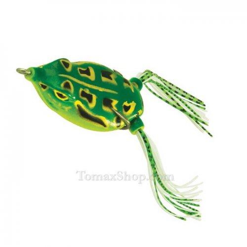 Силиконова жабка RAPTURE DANCER FROG GREEN 4.5см - Риболовни принадлежности TomaxShop ®