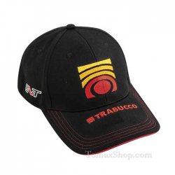 Шапка с козирка TRABUCCO GNT BLACK CAP