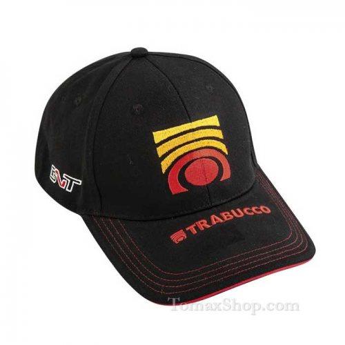 Шапка с козирка TRABUCCO GNT BLACK CAP - Риболовни принадлежности TomaxShop ®