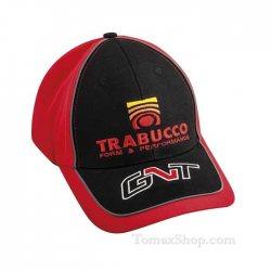 Шапка с козирка TRABUCCO GNT RED CAP