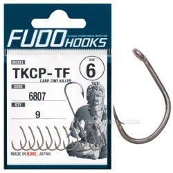 Шаранджийски куки FUDO CARP TINY KILLER 6807 TF