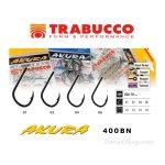 Шаранджийски куки TRABUCCO AKURA 400BN - Риболовни принадлежности TomaxShop ®