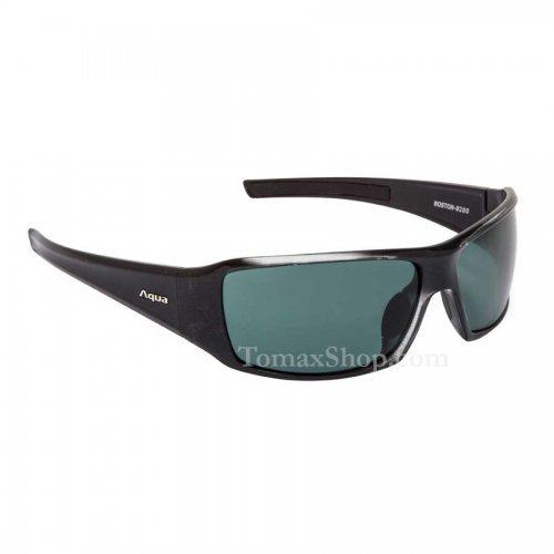 Слънчеви очила AQUA BOSTON PEARL BLACK - Риболовни принадлежности TomaxShop ®