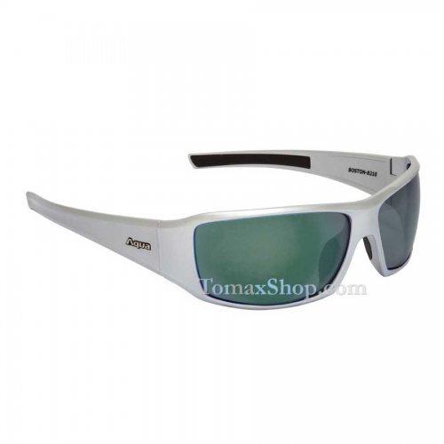 Слънчеви очила AQUA BOSTON PEARL SILVER - Риболовни принадлежности TomaxShop ®