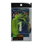 Спинърбайт ALPHA TOGA LIVE IMPRESS CHARTREUSE FLAKED - Риболовни принадлежности TomaxShop ®