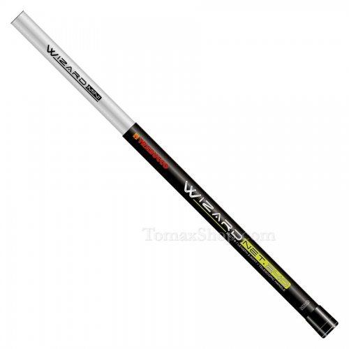 Телескопична дръжка за кеп TRABUCCO WIZARD MINI TELE NET 2.40m - Риболовни принадлежности TomaxShop ®