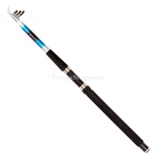 TOMAX CARP MASTER 100-200gr. 3.00m., телескопична шаранджийска въдица - Риболовни принадлежности TomaxShop ®