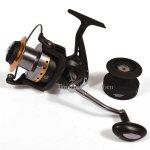 TOMAX MUSTANG FD 670, шаранджийска макара - Риболовни принадлежности TomaxShop ®
