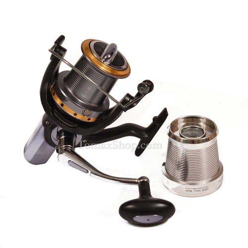TOMAX TITAN 8000, шаранджийска макара - Риболовни принадлежности TomaxShop ®