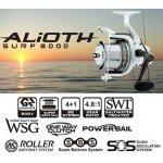 TRABUCCO ALIOTH SURF 8000, сърф макара - Риболовни принадлежности TomaxShop ®