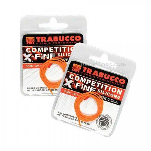 TRABUCCO COMPETITION X-FINE SILICONE, силиконов шлаух - Риболовни принадлежности TomaxShop ®