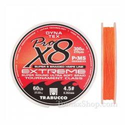TRABUCCO DYNA TEX X8 EXTREME PRO 300m., плетено влакно
