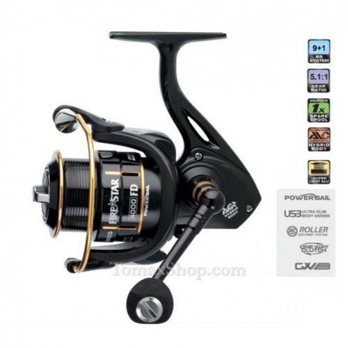 TRABUCCO FIRESTAR FD 3000, риболовна макара - Риболовни принадлежности TomaxShop ®