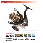 TRABUCCO KRONOS SFX FD 4000, риболовна макара - Риболовни принадлежности TomaxShop ®