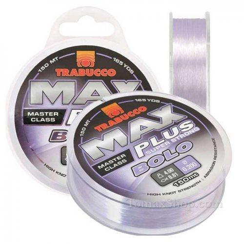 Монофилно влакно TRABUCCO MAX PLUS BOLO 150m - Риболовни принадлежности TomaxShop ®