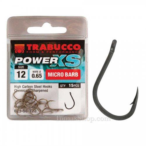 TRABUCCO POWER XS, риболовни куки - Риболовни принадлежности TomaxShop ®