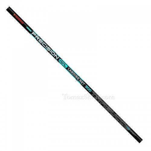 TRABUCCO PRECISION RPL NET TELE 3.00m., телескопична дръжка за кеп - Риболовни принадлежности TomaxShop ®