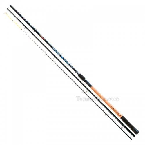 TRABUCCO PRECISION RPL RIVER FEEDER HH 150gr. 3.90m., фидер въдица - Риболовни принадлежности TomaxShop ®