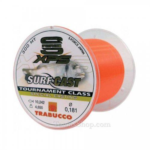 Монофилно морско влакно TRABUCCO S-FORCE XPS SURF CAST 300m - Риболовни принадлежности TomaxShop ®