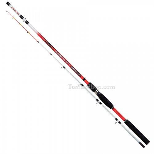 TRABUCCO SEARIDER BOLENTINO 3 200gr. 2.10m., въдица за риболов от лодка - Риболовни принадлежности TomaxShop ®