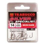 TRABUCCO SILVER SPECIALIST, риболовни куки - Риболовни принадлежности TomaxShop ®