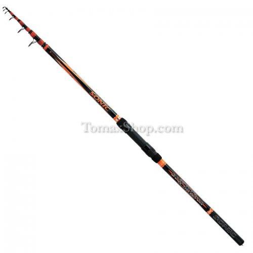 TRABUCCO SONIC DEEP MASTER 150gr. 2.10m., въдица за дънен риболов - Риболовни принадлежности TomaxShop ®