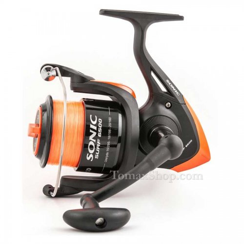 TRABUCCO SONIC XS SURF 6500, сърф макара - Риболовни принадлежности TomaxShop ®