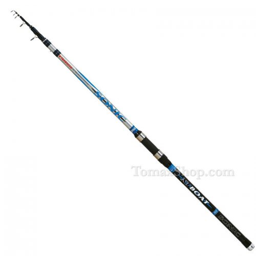 TRABUCCO SONIC XT BOAT 150gr. 2.10m., въдица за риболов от лодка - Риболовни принадлежности TomaxShop ®