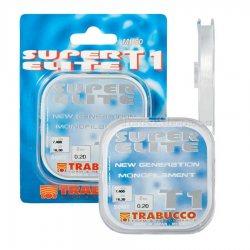 TRABUCCO SUPER ELITE T1 TOURNAMENT 50m, монофилно влакно