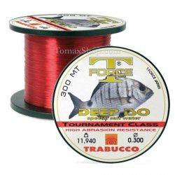 TRABUCCO T-FORCE DEEP ISO 600m, монофилно влакно