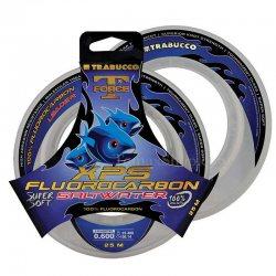 TRABUCCO T-FORCE XPS FLUOROCARBON SALTWATER 25m, флуорокарбон влакно