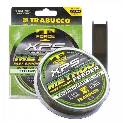 Монофилно влакно за фидер риболов TRABUCCO T-FORCE XPS METHOD FEEDER 150m - Риболовни принадлежности TomaxShop ®