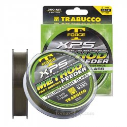 TRABUCCO T-FORCE XPS METHOD FEEDER 300m., монофилно влакно