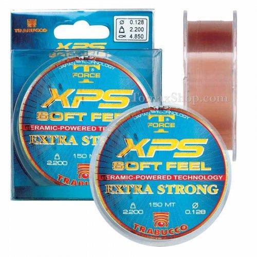 Монофилно влакно TRABUCCO T-FORCE XPS SOFT FEEL 150m - Риболовни принадлежности TomaxShop ®