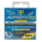 TRABUCCO T-FORCE XPS ULTRA STRONG FC403 SW 50m, флуорокарбон влакно - Риболовни принадлежности TomaxShop ®