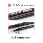 TRABUCCO TITAN BLS FORCE 5.00m, въдица болонезе - Риболовни принадлежности TomaxShop ®