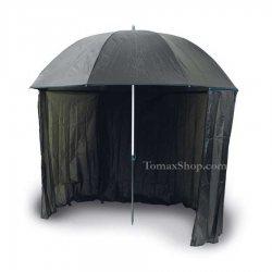 TRABUCCO UMBRELLA HALF TENT PU 2.20м, чадър