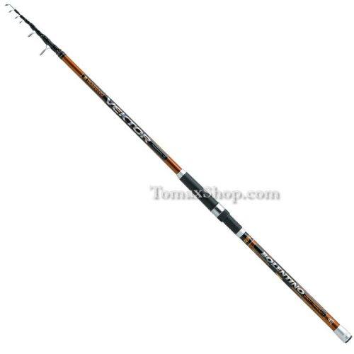 TRABUCCO VEKTOR BOLENTINO 100gr. 2.10m, въдица за риболов от лодка - Риболовни принадлежности TomaxShop ®