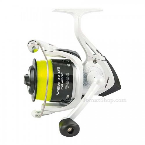 TRABUCCO VEKTOR FD 6000, риболовна макара - Риболовни принадлежности TomaxShop ®