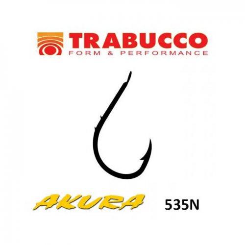 Куки TRABUCCO AKURA 535N - Риболовни принадлежности TomaxShop ®