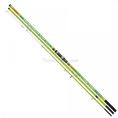 Сърф въдица TRABUCCO ANDROMEDA STORM RIDER MN 200gr. 4.20m - Риболовни принадлежности TomaxShop ®