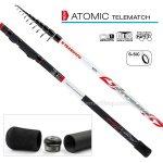 TRABUCCO ATOMIC T-MATCH 30-120gr. 4.50m, телемач въдица - Риболовни принадлежности TomaxShop ®