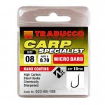TRABUCCO CARP SPECIALIST, риболовни куки - Риболовни принадлежности TomaxShop ®
