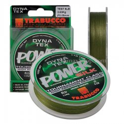 TRABUCCO DYNA TEX POWER SILK 100m, плетено влакно
