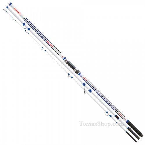 Въдица за морски риболов TRABUCCO FULGEA LONG CASTING MN 200gr 4.20m - Риболовни принадлежности TomaxShop ®