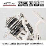 TRABUCCO MITO XLT 1000, риболовна макара - Риболовни принадлежности TomaxShop ®