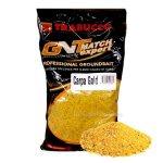 Захранка TRABUCCO GNT MATCH EXPERT CARPA GOLD 1 кг - Риболовни принадлежности TomaxShop ®