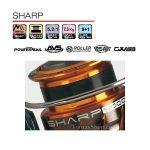 TRABUCCO SHARP 2500, риболовна макара - Риболовни принадлежности TomaxShop ®